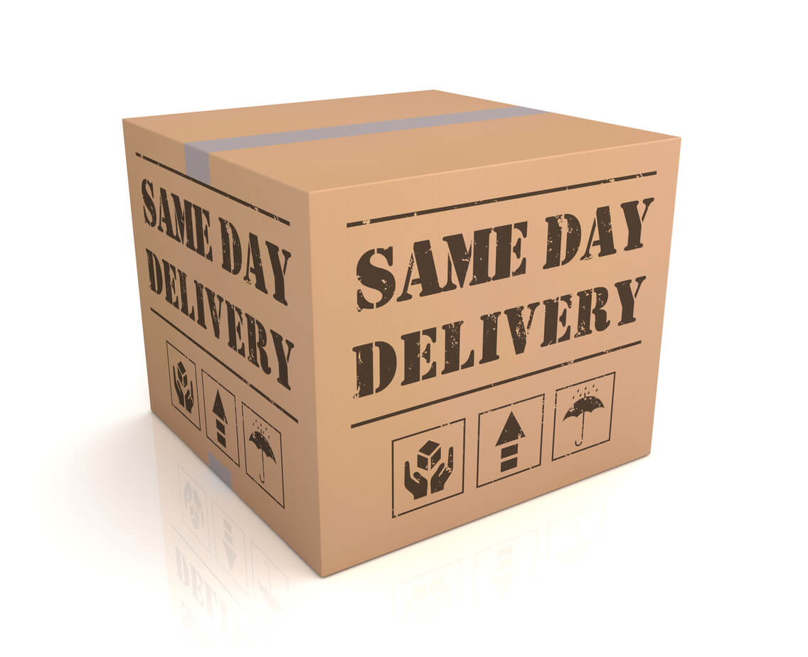 Same Day Delivery UK